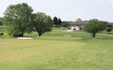 London Downs Hole 13